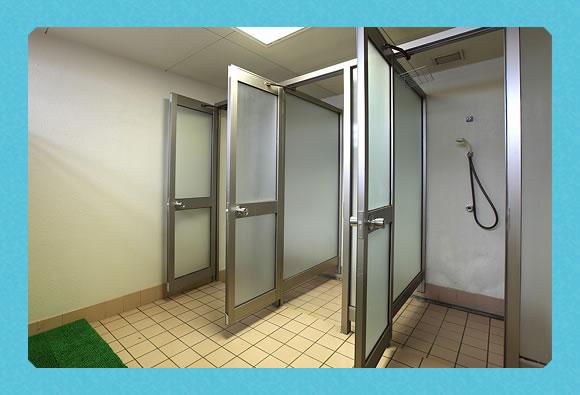 更衣室・シャワー